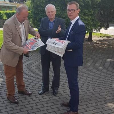 Święto Pracy w Grudziądzu 2018 r.